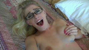 Allie James Part 3 of 3 - POV fucking video