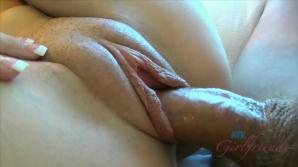 You pumped that doll-like pussy with a big ass creampie